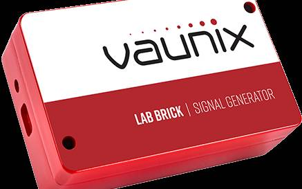 Vaunix LMS and LSG Series Signal Generator