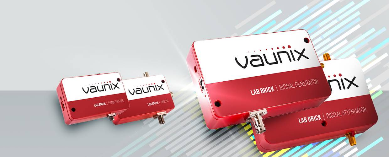 The Lab Brick range from Vaunix