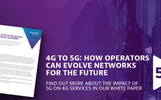 4G to 5G: How Operators Can Evolve Networks for the Future