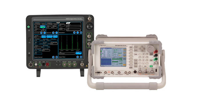 New software Updates on the Viavi 3920B and the 8800SX Auto-Test Applications