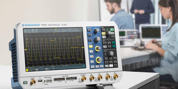 The latest new products from Rohde & Schwarz