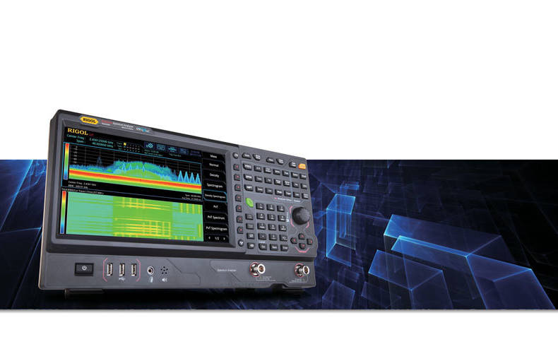 Rigol launches new Real-Time Spectrum Analyser