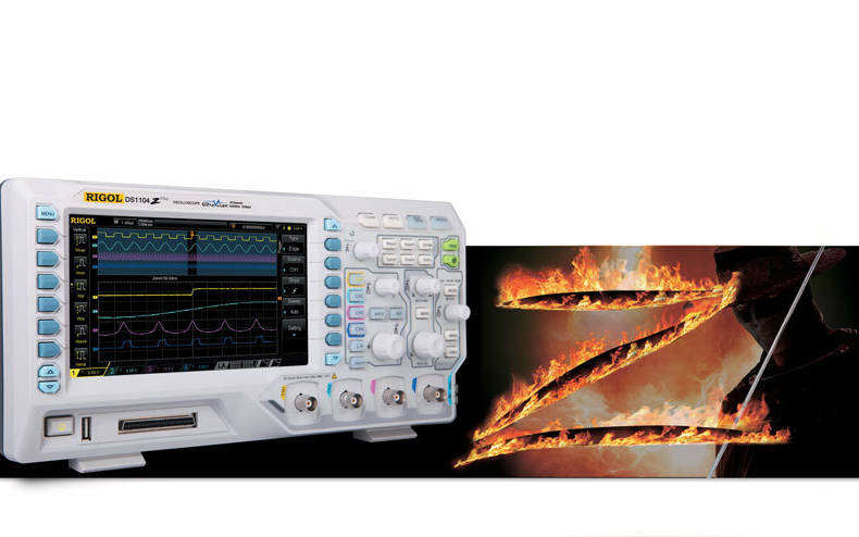 Free serial decode option when you buy a new Rigol DS/MSO1000Z Oscilloscope