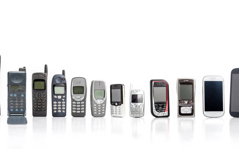 1876 to 2015 – the History of the Mobile Phone
