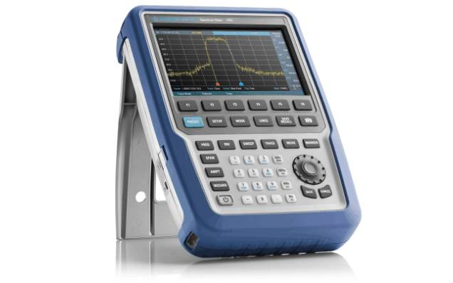 Rohde and Schwarz Spectrum Rider